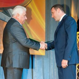 Состоялось награждение лучших строителей Киевской области