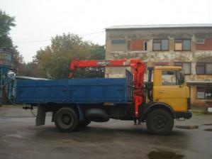 Монтаж крана-манипулятора (гидроманипулятора) на любое шасси грузовых автомобилей в Днепропетровске
