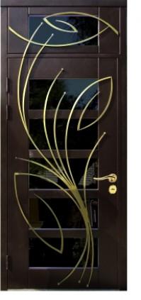 Двери в частный дом или коттедж!