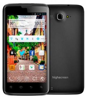 Highscreen Explosion: бюджетный Android-фон с процессором от SGS3