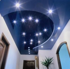 Купить натяжные потолки элитные и неповторимые - значит создать уют и комфорт