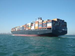 Доставка грузов в Украину через океан
