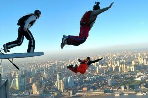 Бейсджампинг – самый опасный вид спорта