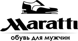 Демисезонная мужская обувь от фабрики Maratti