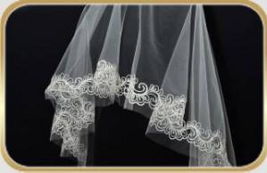 Образ кроется в мелочах, или важность фаты для невесты