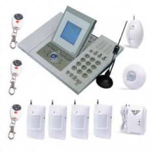 Бесперебойная работа современных охранных GSM сигнализаций