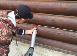 Каким образом улучшить эксплуатационные параметры домов из бревна и бруса