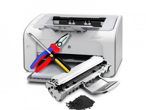 Качественный и недорогой ремонт принтеров, заправка и ремонт картриджей в Киеве