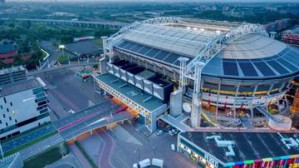 Eaton, Nissan и The Mobility House объявляют о начале следующего этапа партнерства с Innovative Energy Company (Amsterdam Energy Arena)