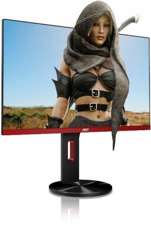 Новые игровые мониторы AOC G90 уже в продаже