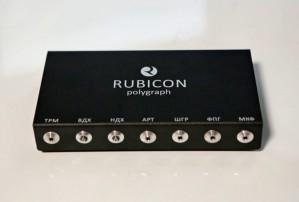 Полиграф Rubicon получил металлический корпус